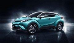 基于TNGA平台打造 广汽丰田紧凑SUV C-HR设计解析